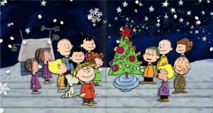 A Charlie Brown Christmas- 1965